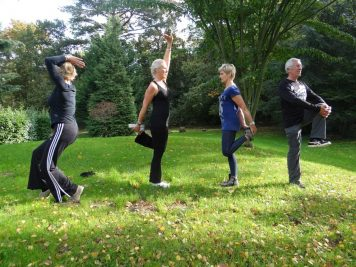 Stretching Postural® - Methodes