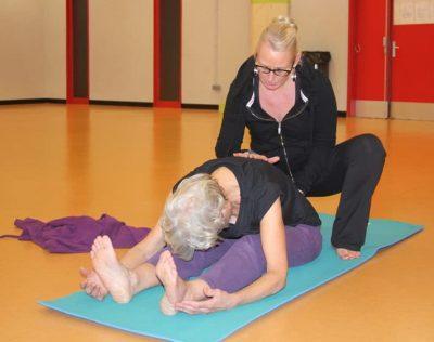 Stretching Postural® - Pour les personnes âgées